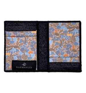 Mosaic - Tie Fold Wallet :: Narwhal Company