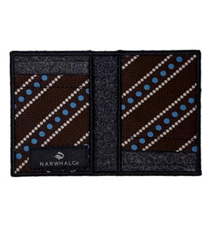 Pathway - Tie Fold Wallet :: Narwhal Company