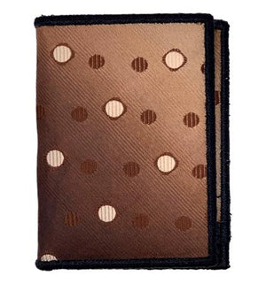 Seeing Spots - Tie Fold Wallet :: Narwhal Company