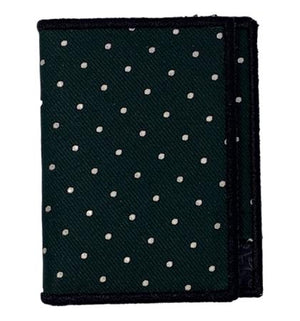 Green Machine - Tie Fold Wallet :: Narwhal Company