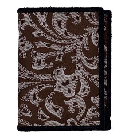Baroque - Tie Fold Wallet :: Narwhal Company