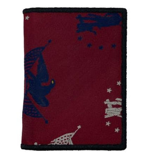 Minute Man - Tie Fold Wallet :: Narwhal Company