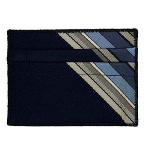 Azul - Tie Rack Wallet :: Narwhal Company