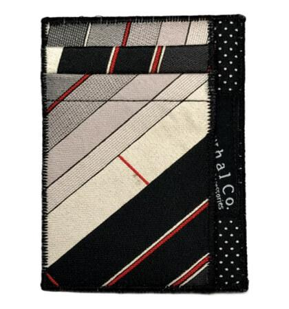 Belt Way - Tie Slim Wallet :: Narwhal Company