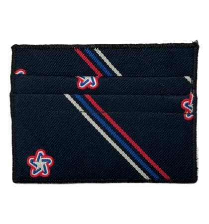 Bicentennial - Tie Rack Wallet :: Narwhal Company