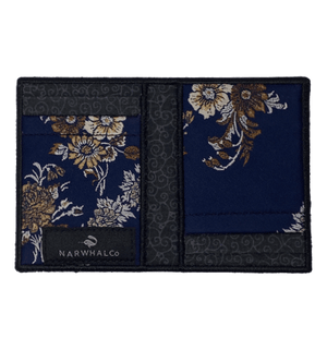 Bluegrass - Tie Fold Wallet :: Narwhal Company