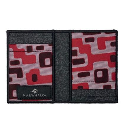 Bongo - Tie Fold Wallet :: Narwhal Company