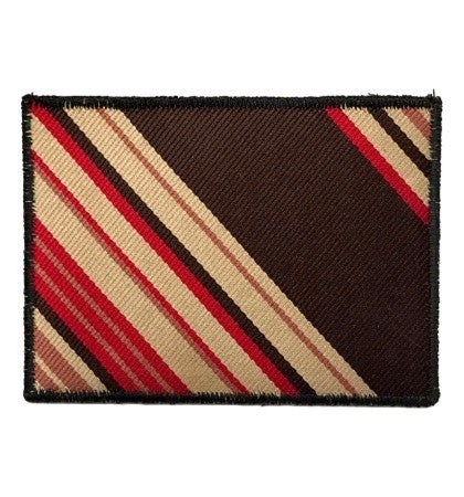 Broken Arrow - Tie Rack Wallet :: Narwhal Company
