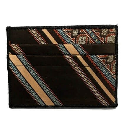 Brooklyn - Tie Rack Wallet :: Narwhal Company