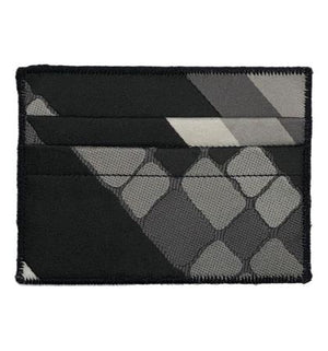 Cobble Stone - Tie Rack Wallet :: Narwhal Company