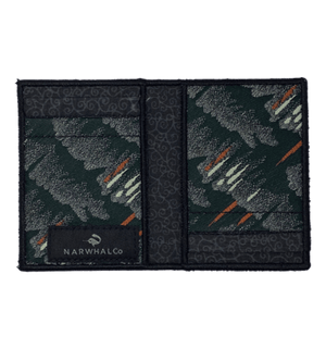 Comet - Tie Fold Wallet :: Narwhal Company