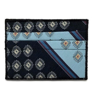 Coronation Sash - Tie Rack Wallet :: Narwhal Company