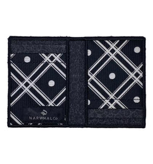 Corsair - Tie Fold Wallet :: Narwhal Company