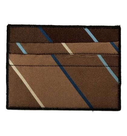Desert Rainbow - Tie Rack Wallet :: Narwhal Company