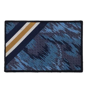 Distant Waves - Tie Fold Wallet :: Narwhal Company