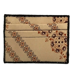 Dusty Trails - Tie Rack Wallet :: Narwhal Company