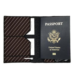 Empire - Tie-Passport Wallet :: Narwhal Company