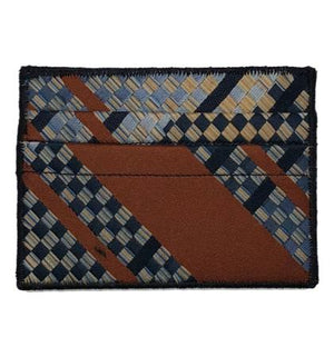 Finger Trap - Tie Rack Wallet :: Narwhal Company