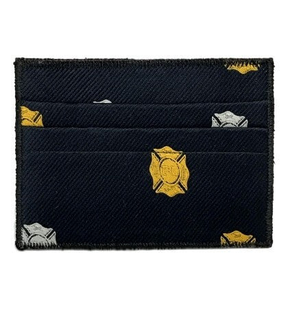 Firefighter - Tie Rack Wallet :: Narwhal Company