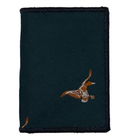 Fowl - Tie Fold Wallet :: Narwhal Company