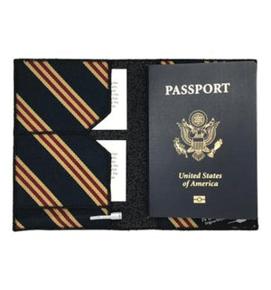 Fraternitas - Tie-Passport Wallet :: Narwhal Company