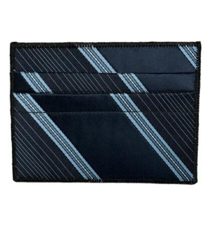 Hard Rain - Tie Rack Wallet :: Narwhal Company