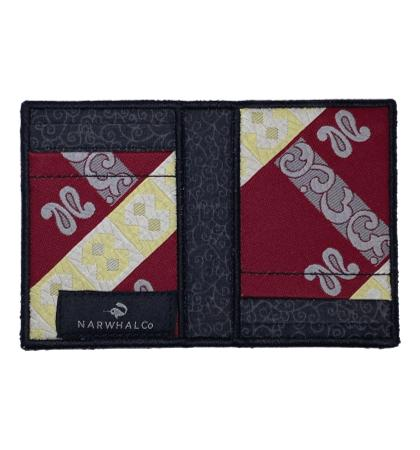 Hopscotch - Tie Fold Wallet :: Narwhal Company