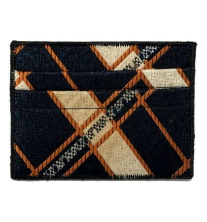 Hopscotch - Tie Rack Wallet :: Narwhal Company