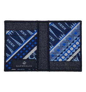 Horizon - Tie Fold Wallet :: Narwhal Company