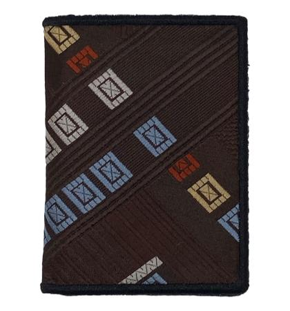 Inca - Tie Fold Wallet :: Narwhal Company