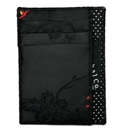 Ironclad - Tie Slim Wallet :: Narwhal Company