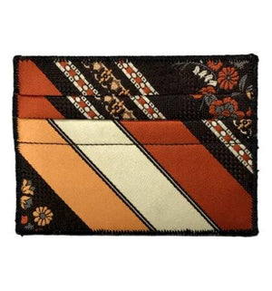 Kadai - Tie Rack Wallet :: Narwhal Company
