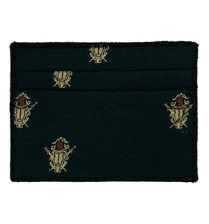 Knights Arm - Tie Rack Wallet :: Narwhal Company