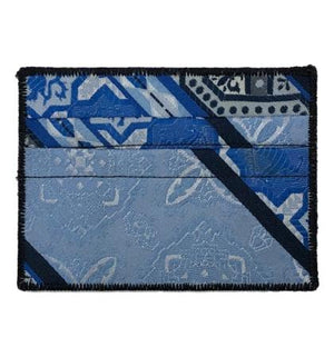 Lagoon - Tie Rack Wallet :: Narwhal Company