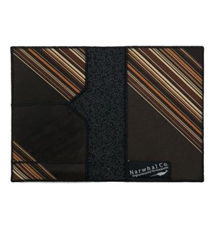 Manioc - Tie-Passport Wallet :: Narwhal Company