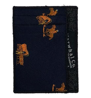 Midwest Travel - Tie Slim Wallet :: Narwhal Company