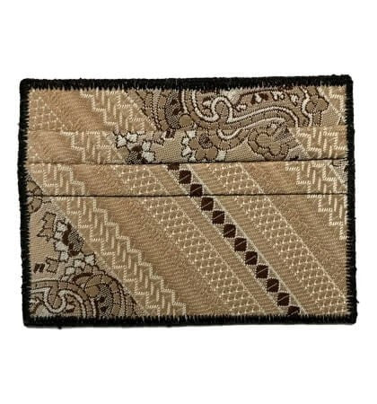 Mirage - Tie Rack Wallet :: Narwhal Company