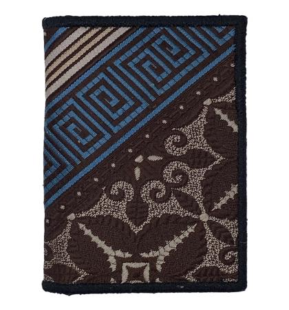 Mixtec - Tie Fold Wallet :: Narwhal Company