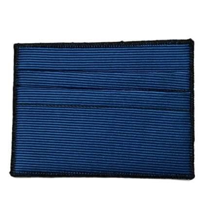 Ocean Waves - Tie Rack Wallet :: Narwhal Company