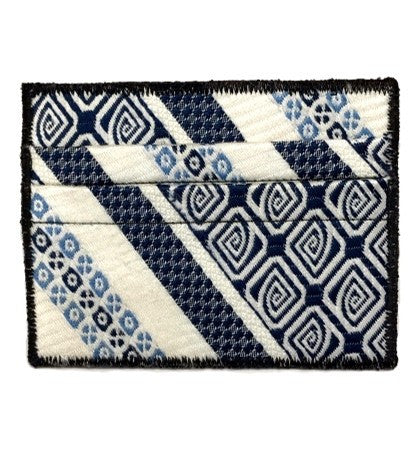 Papeete - Tie Rack Wallet :: Narwhal Company