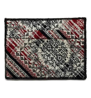 Persian Geometry - Tie Rack Wallet :: Narwhal Company