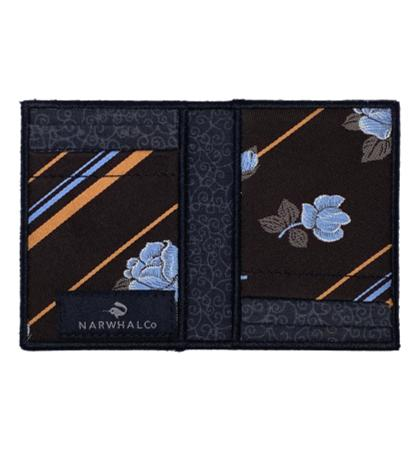 Pompeii - Tie Fold Wallet :: Narwhal Company
