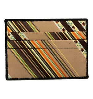 Sahara - Tie Rack Wallet :: Narwhal Company