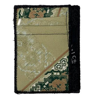 Saint Patty - Tie Slim Wallet :: Narwhal Company