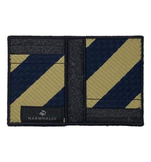 Saturns Rings - Tie Fold Wallet :: Narwhal Company