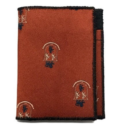 Schwarzwald - Tie Fold Wallet :: Narwhal Company