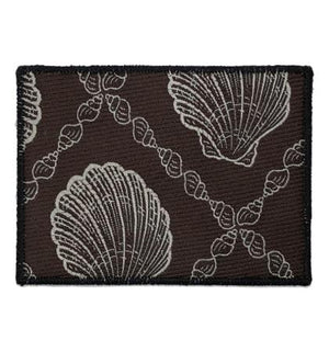 Shell Game - Tie Rack Wallet :: Narwhal Company