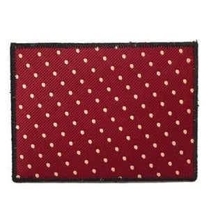 Strawberry Field - Tie Rack Wallet :: Narwhal Company