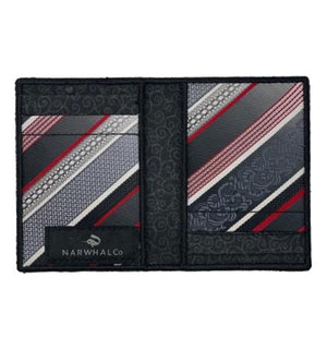 Storm Front - Tie Fold Wallet :: Narwhal Company