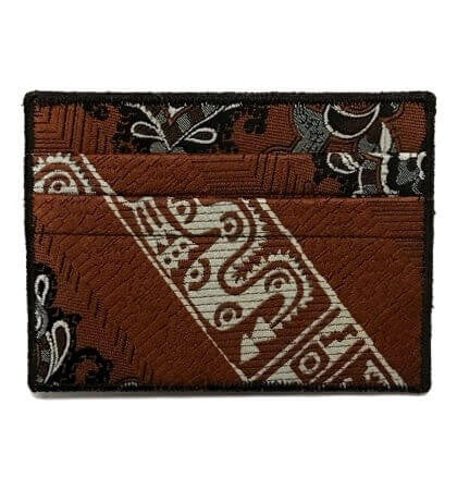Tangaloa - Tie Rack Wallet :: Narwhal Company